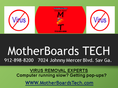 Virus Removal Experts