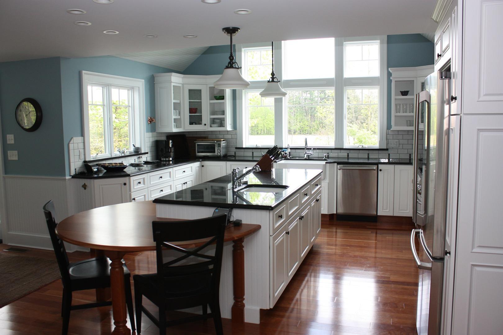 Kitchen And Bath Design Cabinet installation - Walker Kitchen Design ...