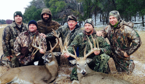 Central Texas Hunting Trips