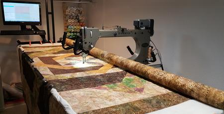 Janet's Longarm Quilting has 2,000+ patterns