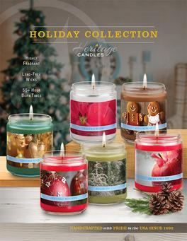 Heritage Candles Christmas Candles Fundraiser