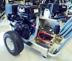 3000 PSI Belt Drive Pressure Washer B-5530HC