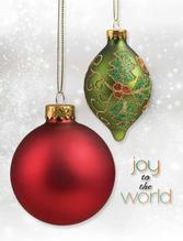 Joy to the World Christmas Fundraiser