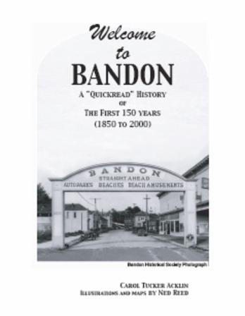 Welcome to Bandon Book