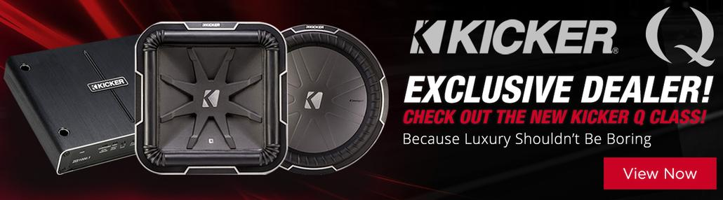 Kicker Car Audio Dealer Ohio