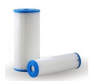 Pleated Sediment Filters