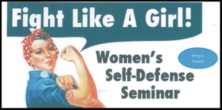 Womens Self Defense - ICON SAFETY CONSULTING INC.