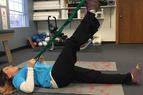 Stretch Out Strap, Exercise Rehab in St. Cloud,MN