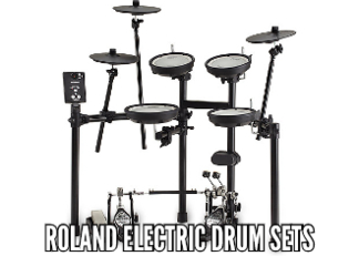 Roland electric drum set $699 with Mesh heads