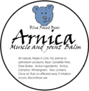 Arnica Salve Survey