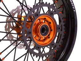 Whats the best sprocket size to run for Supermoto