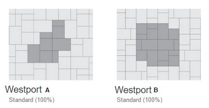 Westport Flagstone Unilock Paver Patterns