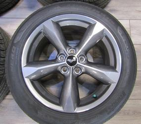 FORD fx4 TAKEOFF WHEELS AND TIRES