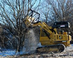 Mulching Land Clearing Fence Building General Construction
