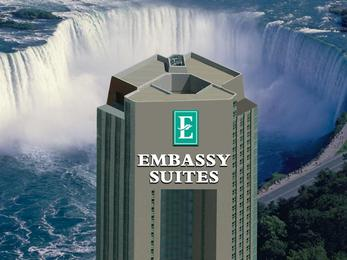 TRANSPORTATION FROM BUFFALO AIRPORT TO EMBASSY SUITES NIAGARA FALLS CANADA