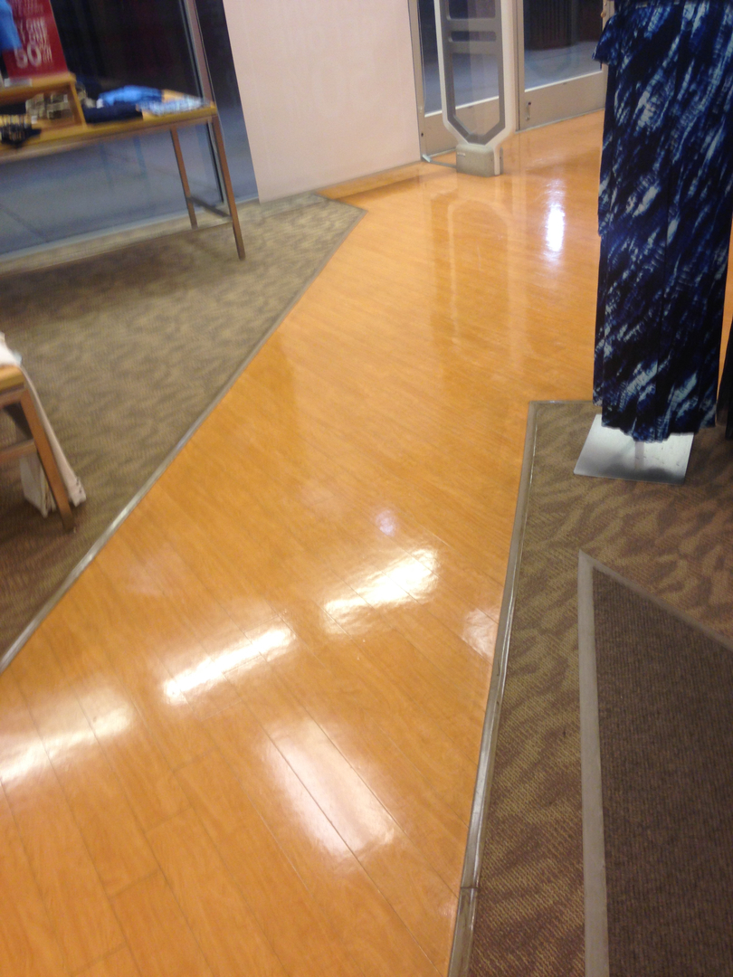 Strip And Wax Floor Buffing We Do It All - How to wax a floor without a buffer