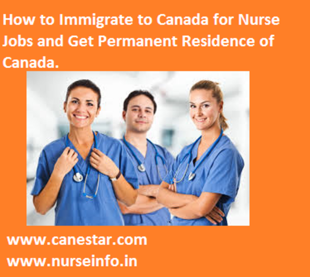staff nurse jobs, immigration to canada