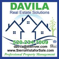 Real Estate Press, Southern Arizona, Davila Real Estate Solutions
