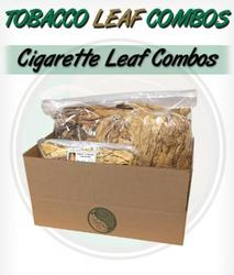 Roll Make Your Own- Whole Leaf Tobacco Kits - North American Combo