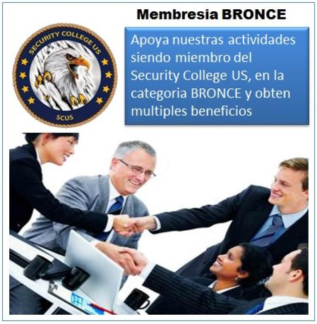 membresia bronce security college us