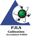 PJLA Pipette Calibration Service