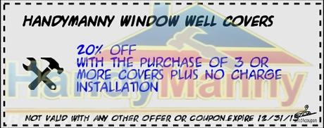 HandyManny Window Well Covers-630.214.9821
