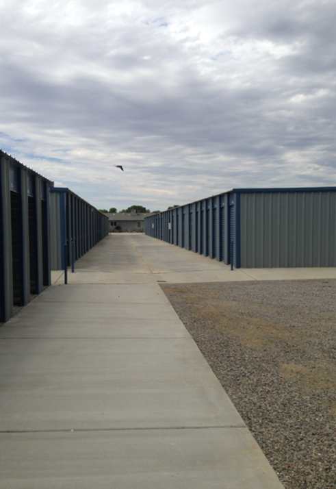 Stormax Storage Locations Central California