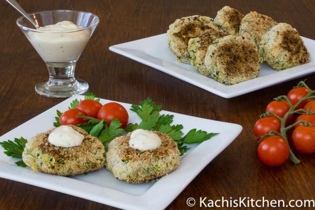 Kachis kitchen vegetarian indian recipes zucchini cutlets forumfinder Choice Image