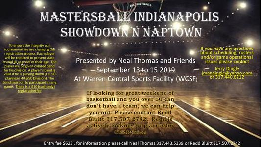 Showdown in Naptown