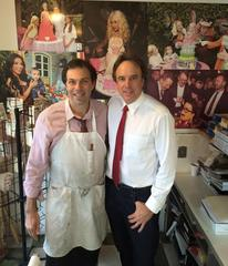 Kevin Nealon at Hansen's Cakes Bakery Los Angeles