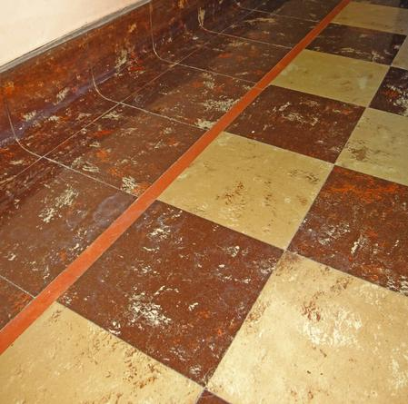 Asbestos Flooring-Abatement Alternative Option