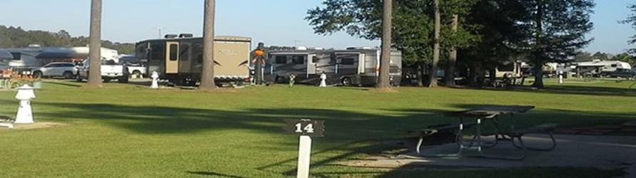 RV Park in Amite Louisiana