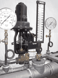 Temperature and Pressure Gauges