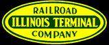 Illinois Terminal Railroad herald.