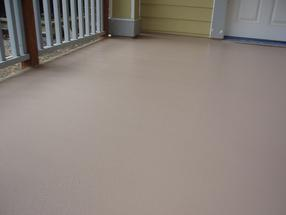 Elastomeric Deck Coating