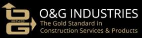 #O&G Industries#O&G construction materials