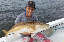 Neuse River trophy redfish