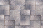 Unilock Engineered Paver in Umbriano Winter Marvel Color