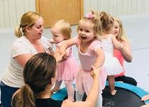 Mommy & Me , Preschool Dance Classes Billerica,Ma