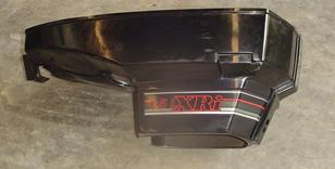 Used lower bottom cowls for a 1993 Mercury 200 hp EFI XRI outboard motor. port 9744A16 starboard 9745A5