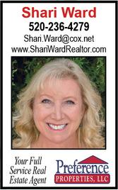 Shari Ward, Realtor, Preference Properties LLC