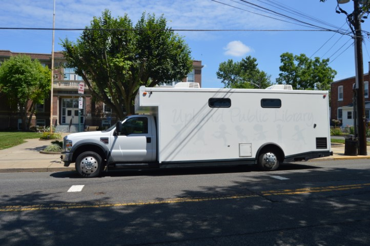 Used mobile marketing vehicles, bookmobiles, specialty vehicles