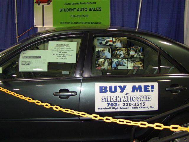 Public Auto Sales >> Student Auto Sales