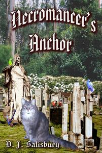 Necromancer's Anchor by DJ Salisbury