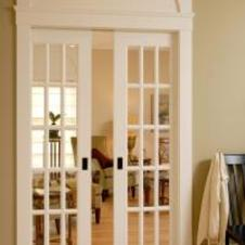 Doors from our store where you can buy French doors
