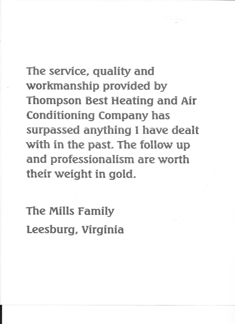 hvac in frederick thompson best heating and air conditioning
