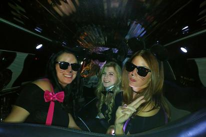 Halloween Limousine rental NYC