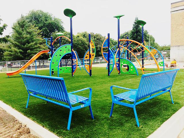 Playground Equipment Gallery