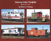 Caboose Color Portfolio Book #1: A-C