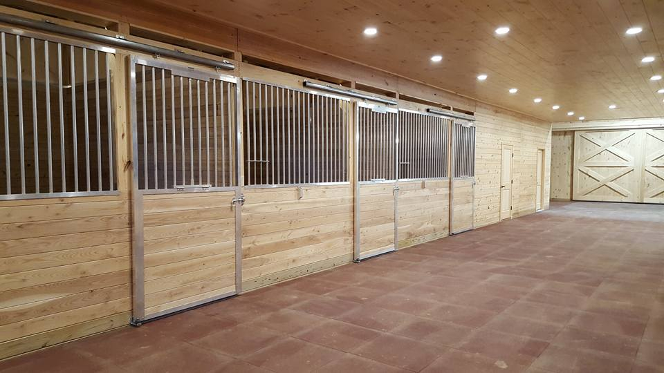 Core Structures, Inc  - Equestrian / Agricultural Construction